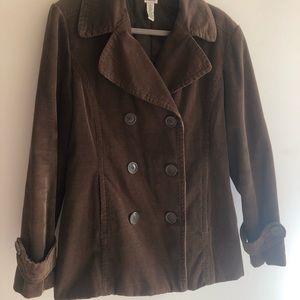 Bass XL Corduroy Spring Jacket Blazer